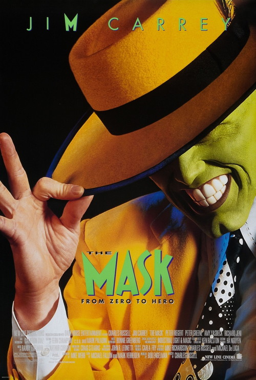 Маска / The Mask (1994)