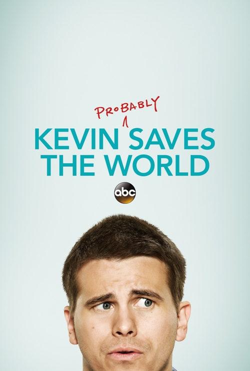 Евангелие от Кевина / Kevin (Probably) Saves the World (2017)