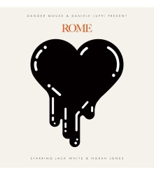 Danger Mouse & Daniele Luppi with Jack White & Norah Jones - Rome