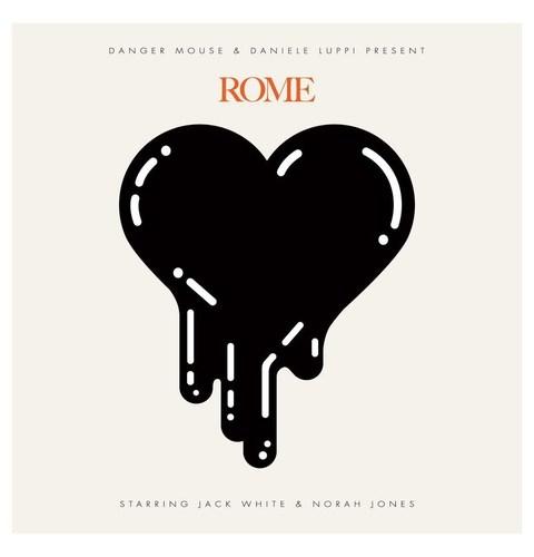 Danger Mouse & Daniele Luppi with Jack White & Norah Jones - Rome