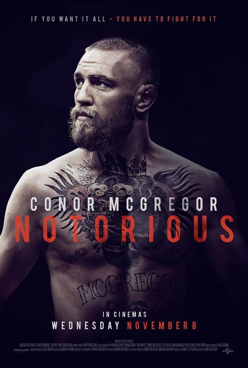 Конор МакГрегор: Печально известный / Conor McGregor: Notorious (2017)