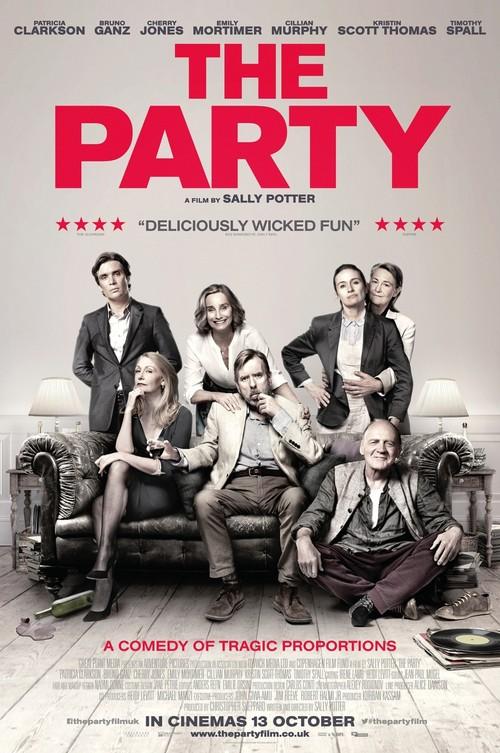 Вечеринка / The Party (2017)