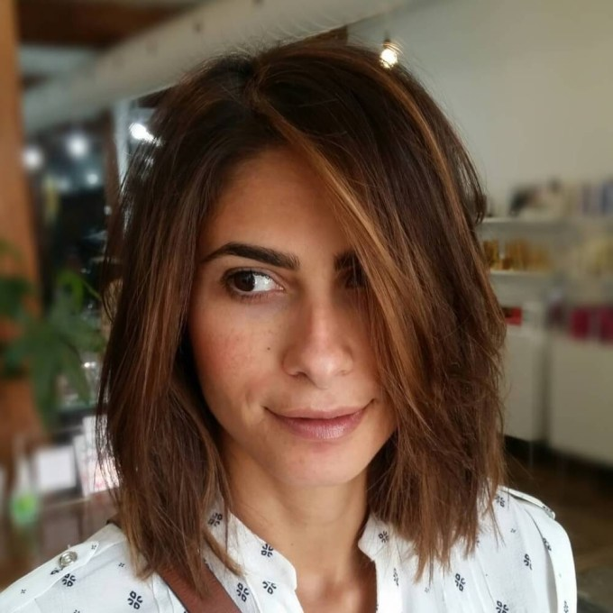 27 Best Hairstyles For Thin Hair To Look Thicker In 2018 regarding Hairstyle For Thin Hair Female