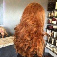 Haircuts For Thick Red Hair
