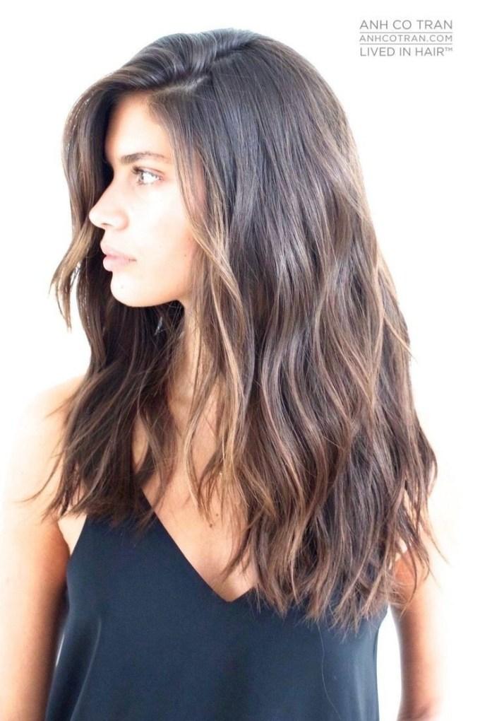 Best 25+ Medium Long Haircuts Ideas On Pinterest   Layered Hair within Haircut Ideas 2018 Long Hair