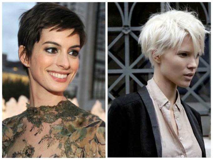 Edgy Pixie Hair Cut For Oval Face Shape | Medium Hair Styles Ideas regarding Edgy Haircut For Oval Face
