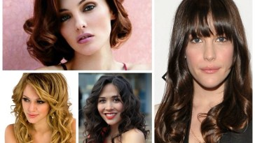 Haircuts For A Long Face - Hair World Magazine intended for Haircut For Thick Hair Long Face