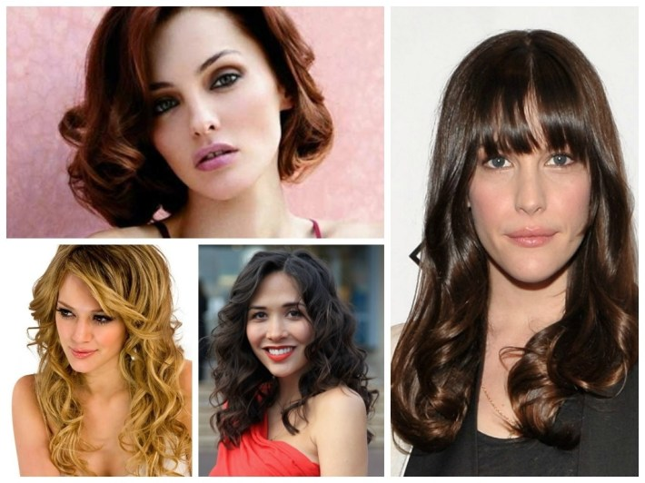 Haircuts For A Long Face - Hair World Magazine regarding Haircut For Wavy Hair Long Face