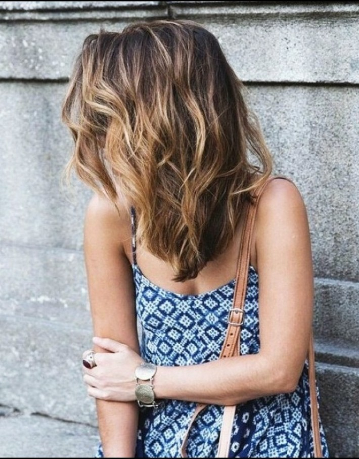 Hairstyles For Medium Length Thick Coarse Hair - Hollywood Official for Medium Haircut For Thick Coarse Hair