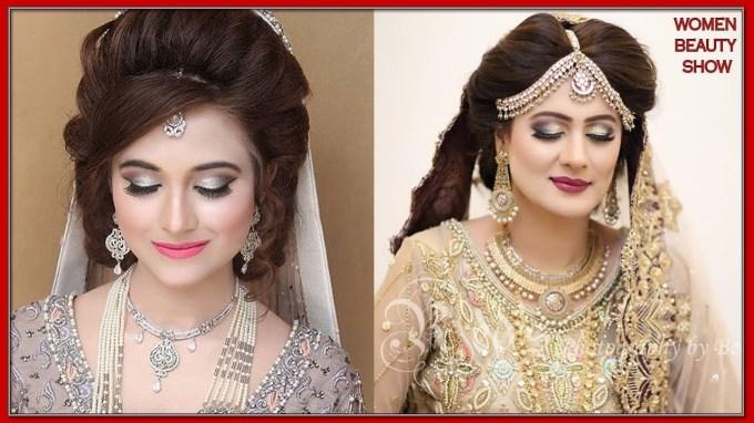 Latest Pakistani Bridal Dresses 2018 || Best Pakistani Bridal intended for New Hairstyle 2018 Girl Pakistani