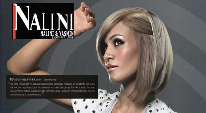 Nalini Of Nalini And Yasmin for Best Haircut Salon In South Mumbai
