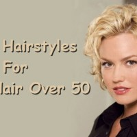 Haircuts For Frizzy Hair Over 50
