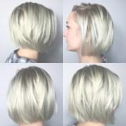 bob haircut 2018 fine hair wavy