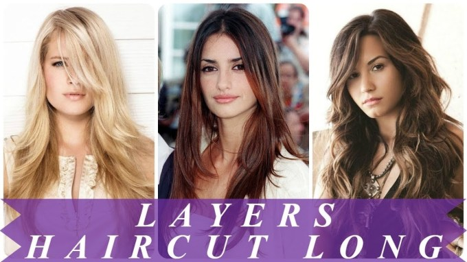 Trendy Haircuts With Layers For Long Hair 2018 For Women - Youtube regarding Haircut Trend 2018 Long Hair