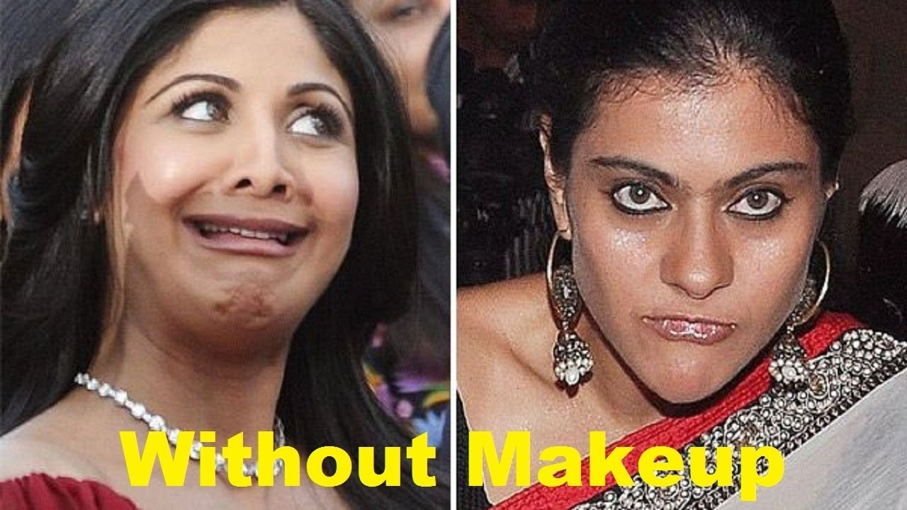 pics of bollywood celebs without makeup - wavy haircut