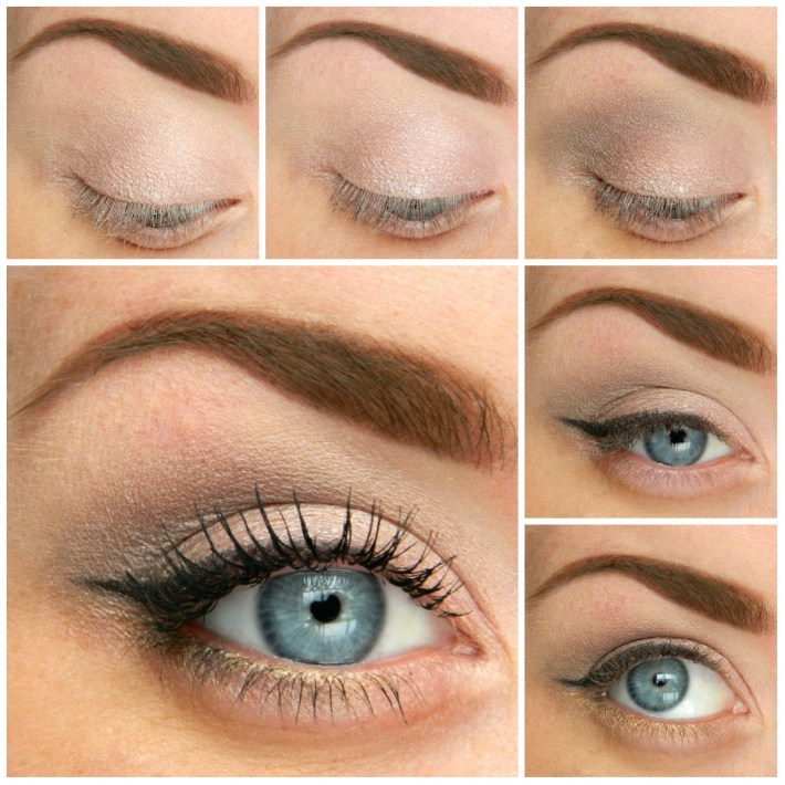 5 Ways To Make Blue Eyes Pop With Proper Eye Makeup - Her Style Code for Natural Eyeshadow Tutorial For Hazel Eyes
