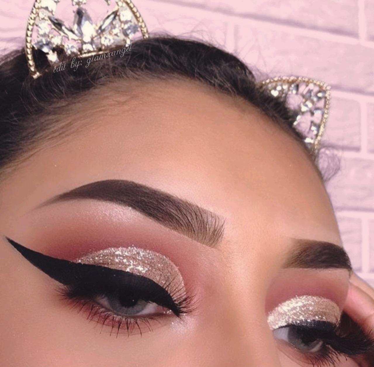 cute makeup ideas for brown eyes tumblr - wavy haircut
