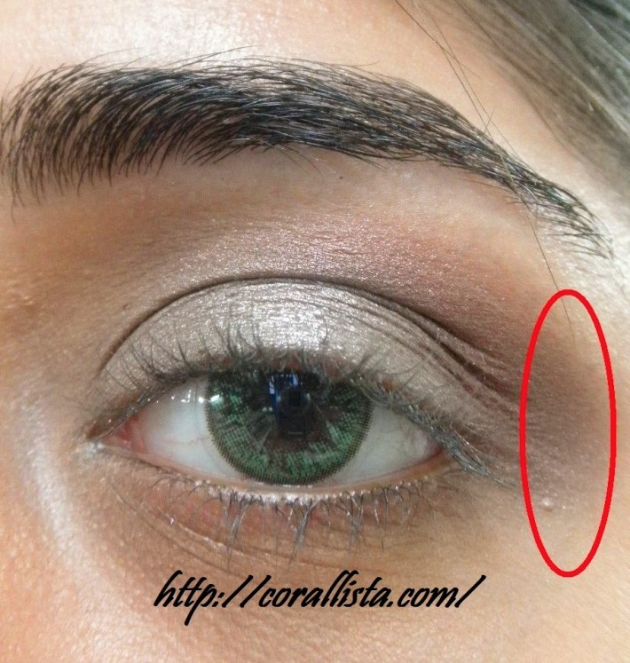Grey, Plum And Green Eye Makeup Look : Step-Wise Photo Tutorial And throughout Makeup Tips For Grey Green Eyes