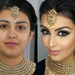 Indian/bollywood/south Asian Bridal Makeup | Start To Finish | Mona pertaining to Indian Bridal Makeup Look