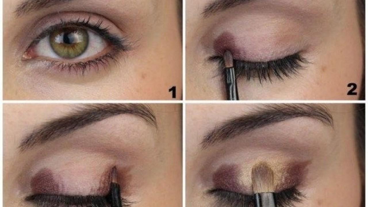 everyday makeup tutorial for hazel eyes – wavy haircut