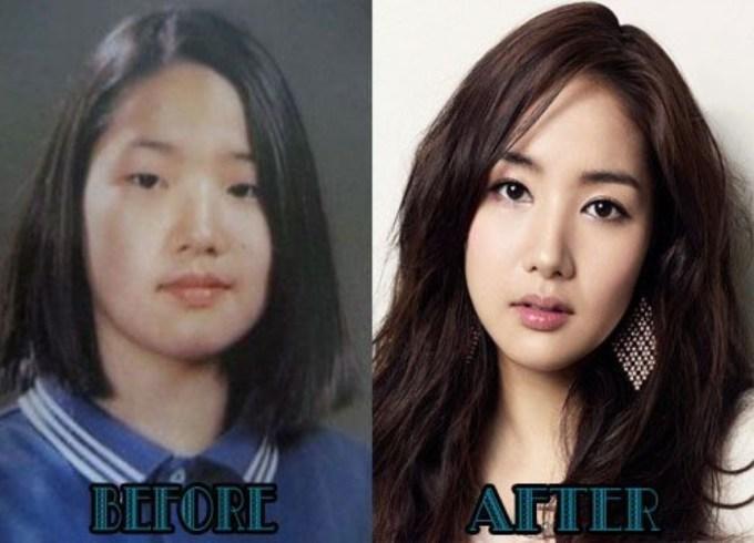 korean artist before and after makeup | saubhaya makeup