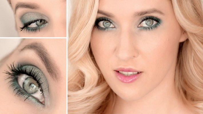 Fall Makeup Tutorial 2014 ✿ For Green, Grey, Hazel And Brown Eyes in Makeup Tips For Blue Gray Eyes