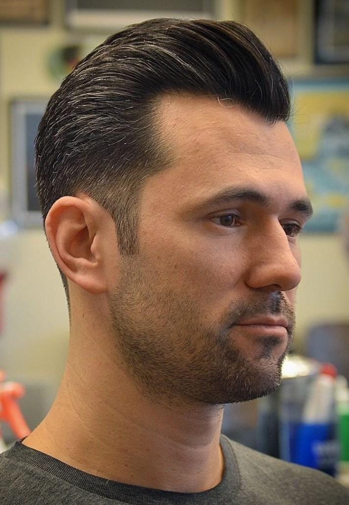 20 Best Widow's Peak Hairstyles For Men for Mens Widows Peak Haircut