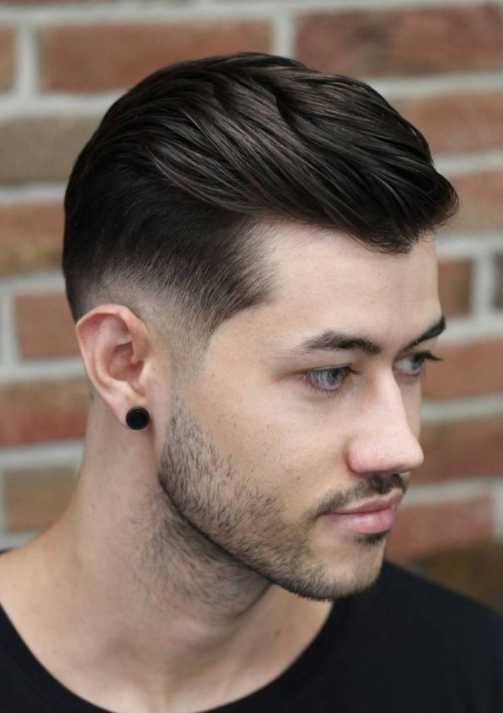 20 Best Widow's Peak Hairstyles For Men | Haircuts Women/men throughout Mens Widows Peak Haircut