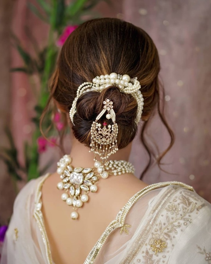 20 Unique And Trending Bridal Hair Accessories For The Modern Indian inside Indian Bridal Hair Accessories List