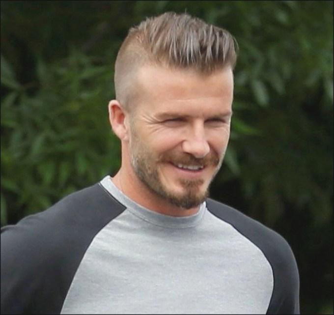 ww2 hairstyles men - wavy haircut