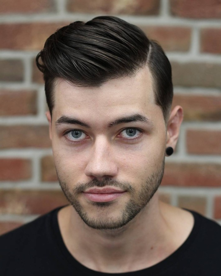 6 New Hairstyles For Men To Try In 2017 - 18|8 La Jolla in Try Hair Style Men