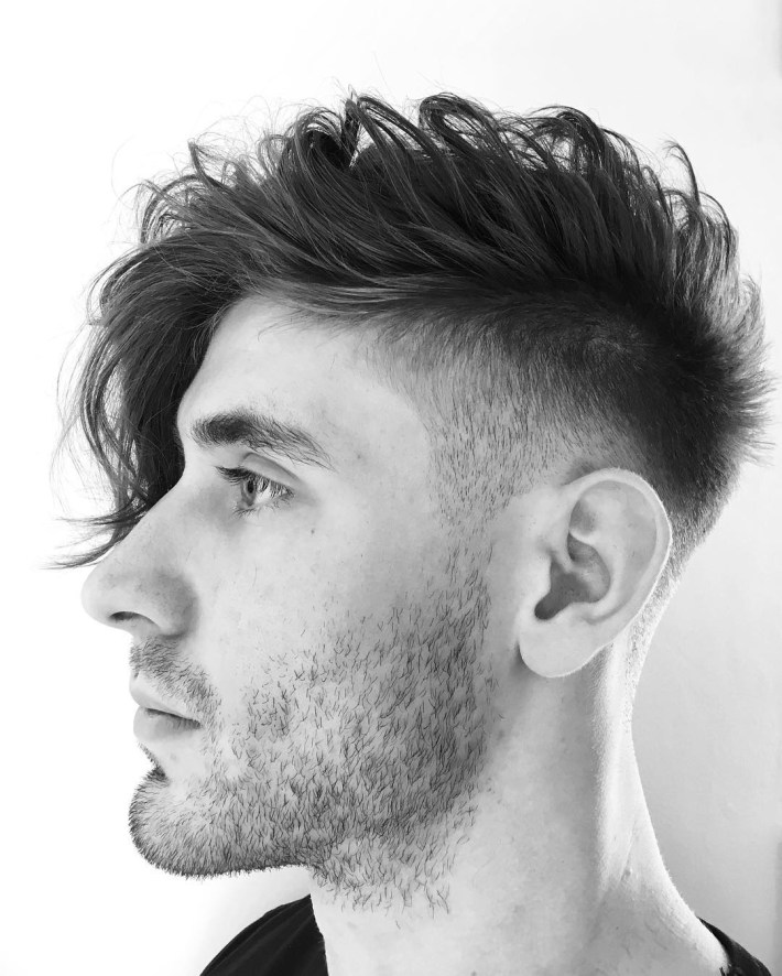 6 New Hairstyles For Men To Try In 2017 - 18|8 La Jolla within Try Hair Style Men