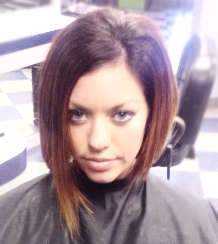 Asymmetrical Haircut Short Hair One Side Longer Super Texturized within Hair Cut One Side Short
