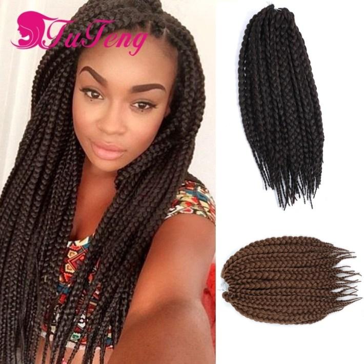 Box Braids African Braids Senegalese Twist Hair Extension Cheveux with regard to Mambo Twist Hair Styles