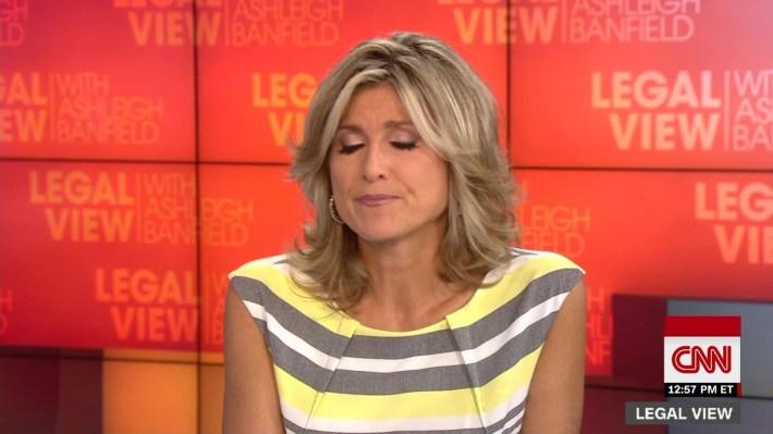 Cnn's Ashleigh Banfield Joins Hln - Cnn Video with Ashley Banfield Longer Hair Images