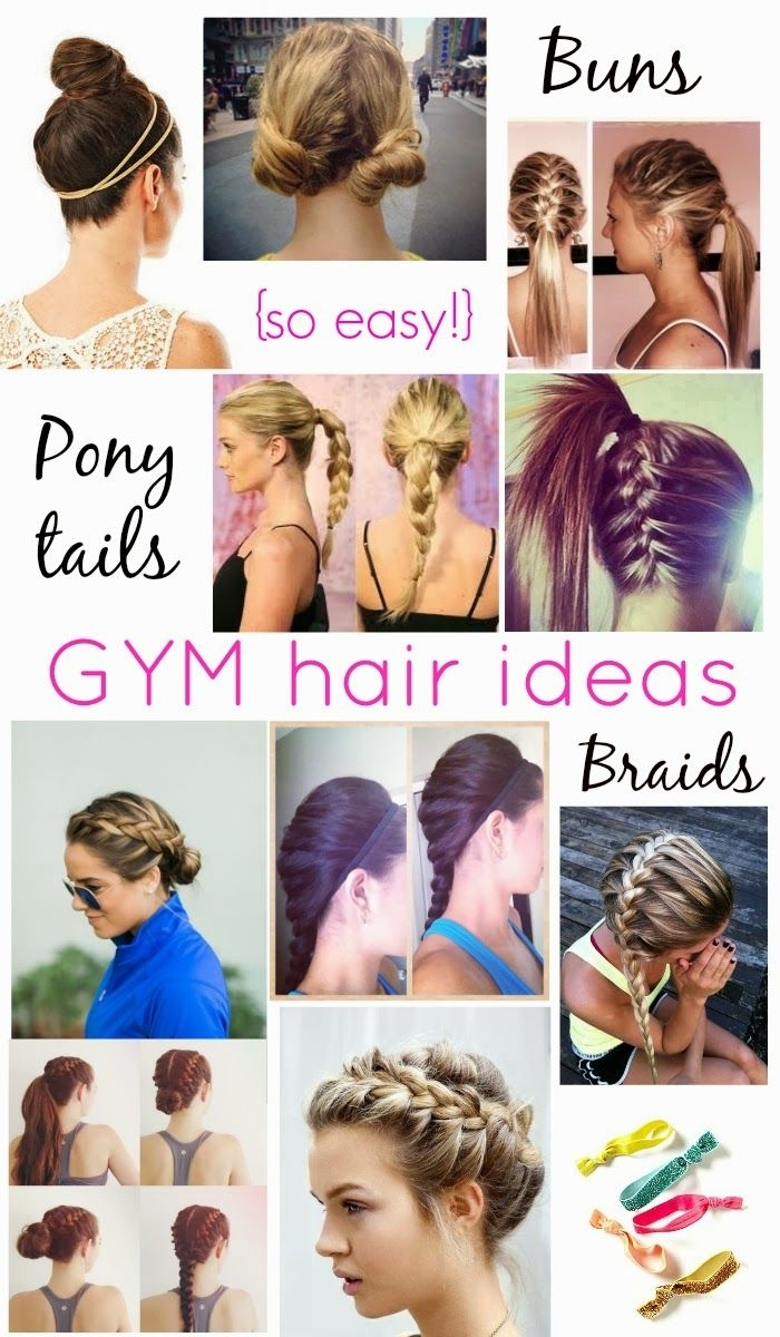 easy to do sports hairstyles - wavy haircut