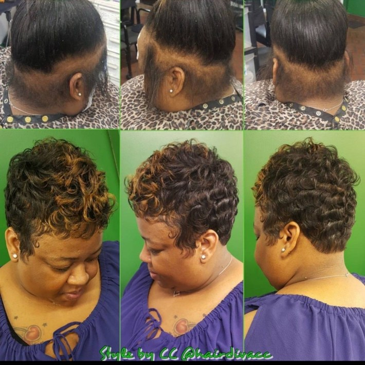 Hair Loss And Alopecia Hairstyles For Women   Weaving For Women Of pertaining to Short Haircuts For Women With Hair Loss
