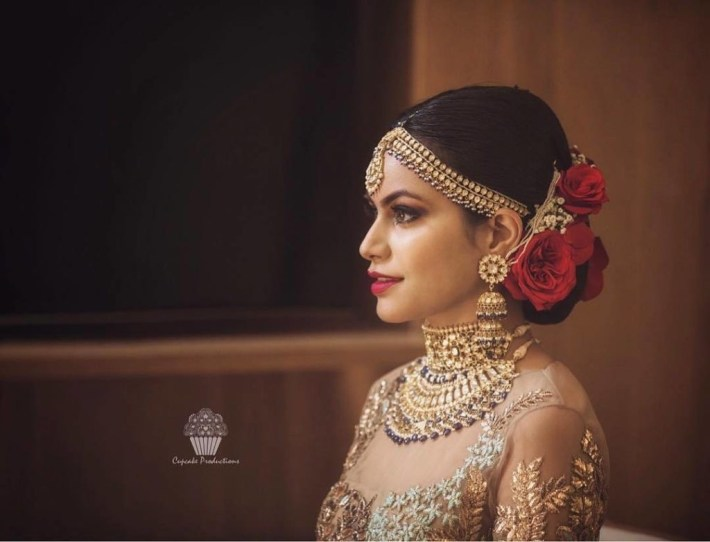 Hairstyle Trends For All Your Wedding Functions - Decoded! intended for Hair Style Of Bridal Indian