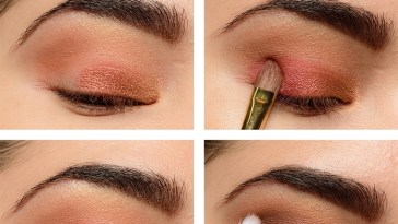 How To Apply Eyeshadow: Smokey Eye Makeup Tutorial For Beginners within How To Do Smoky Eye Makeup With Pictures