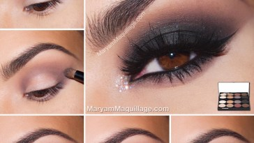 Maryam Maquillage: Classic Makeup: Contour & Smoke | The Eye Of My with regard to Smokey Eye Makeup Tips For Brown Eyes