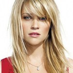 Medium Hairstyles With Bangs For Women Over 40 With Fine Hair - Bing pertaining to Bangs With Long Hair Women Over 40