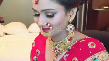 North Indian Bridal Makeup From Tejaswini Makeup Artist | Photo 12 pertaining to North Indian Bridal Makeup Pictures