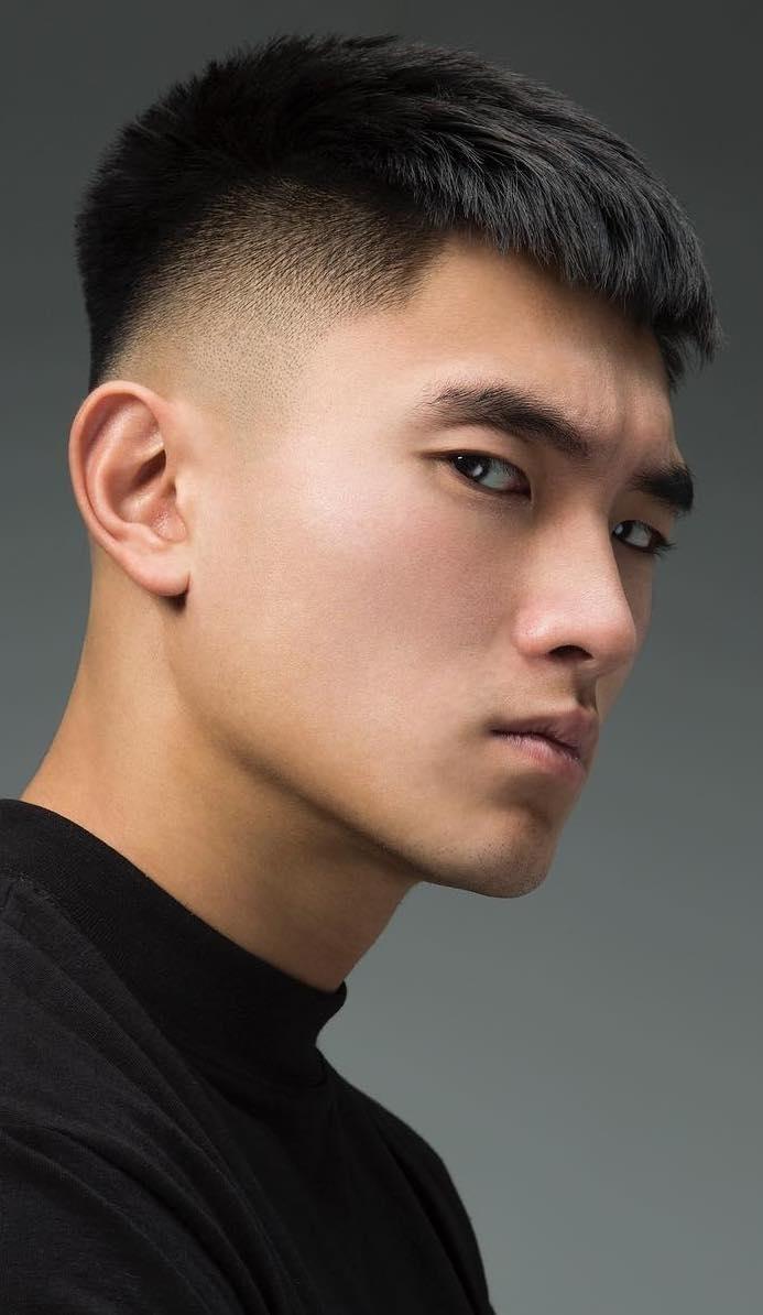 Top 30 Trendy Asian Men Hairstyles 2019 for Haircut Men Short Asian