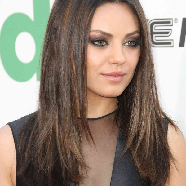13 Flattering Hairstyles For Round Faces regarding Long Hairstyles For Asian Round Faces