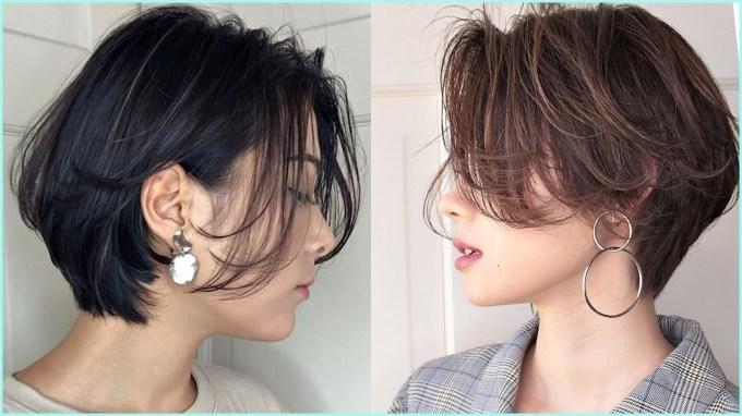 17 Cutes Korean Short Haircuts ?professional Haircut - Youtube with regard to Asian Short Hairstyles 2019
