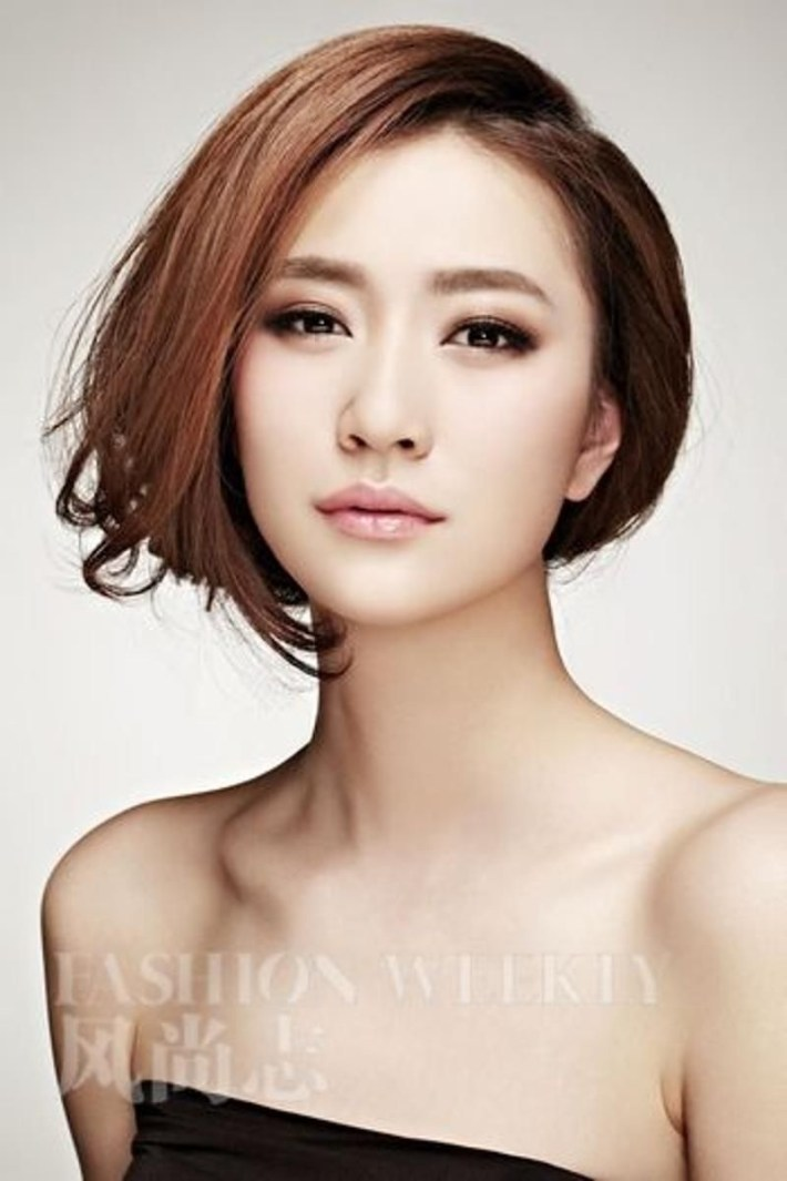 20 Charming Short Asian Hairstyles For 2019   Make-Up   Asian Eye with regard to Asian Hairstyles Short Hair