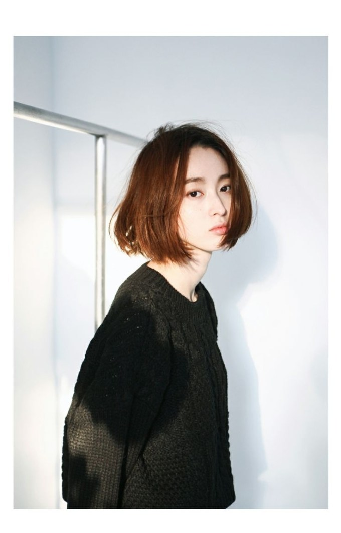 20 Charming Short Asian Hairstyles For 2019 - Pretty Designs with Top-drawer Asian Short Wavy Hairstyles