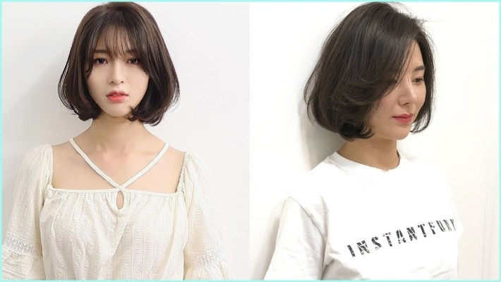 21 Beautiful Korean Short Haircuts ♥️ 😍professional Haircuts For with Asian Hairstyles Short Hair