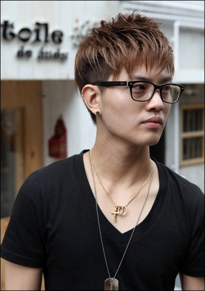 25 Asian Men Hairstyles- Style Up With The Avid Variety Of in Asian Hairstyle With Glasses