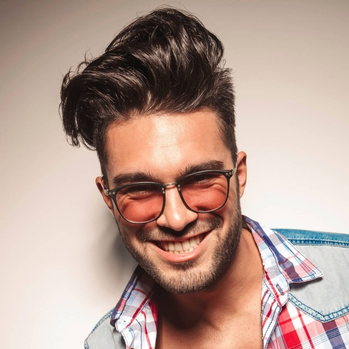 40 Favorite Haircuts For Men With Glasses: Find Your Perfect Style for Amazing Asian Hairstyle With Glasses